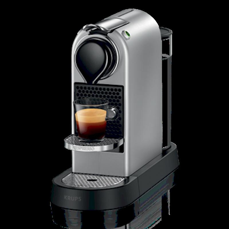 Nespresso Krups Citiz XN740B10 + dárek Nespresso Touch Lungo (2ks/170ml) zdarma