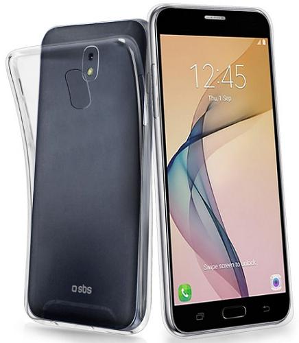 SBS pouzdro pro Samsung Galaxy J5 2017, čiré