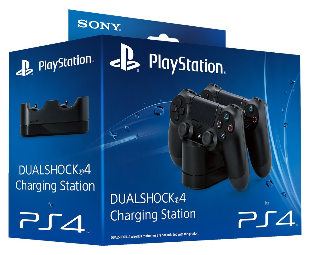 Sony DualShock 4 Charging Station - nabíjecí stanice pro PS4