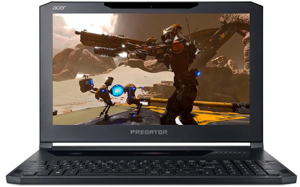 Acer Predator Triton 700 PT715-51-74H9 černý