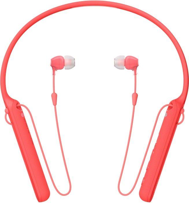Sony WI-C400R červené