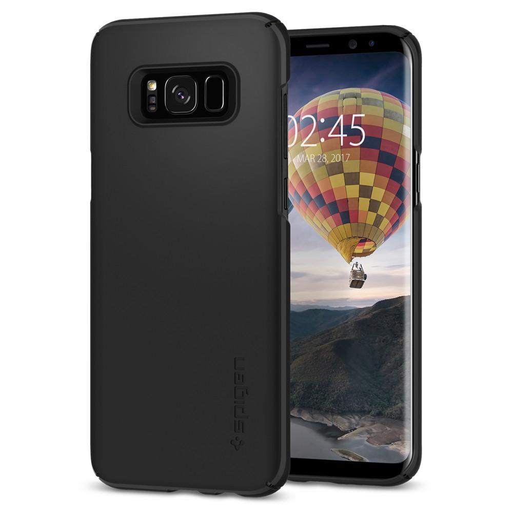 Spigen Galaxy S8 Case Thin Fit, černá