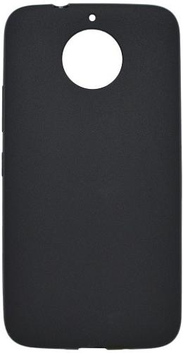 Mobilnet gumové pouzdro pro Moto G5s Plus, černá