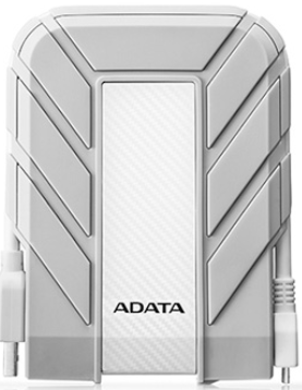 "A-DATA HD710A 2,5"" 1TB USB 3.0 bílý"