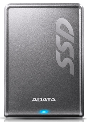 A-DATA SV620H 512GB USB 3.1 titanový