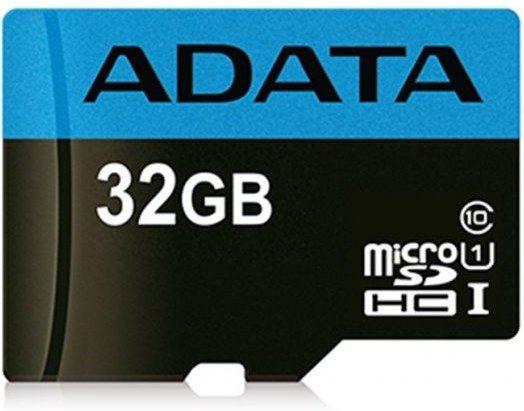 ADATA Premier microSDHC 32GB 85MB/s UHS-I U1