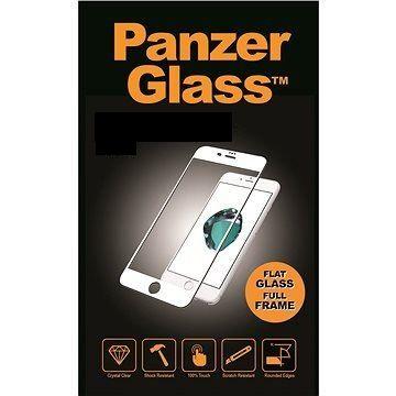 Panzerglass Premium tvrzené sklo pro Apple iPhone 6/6S/7/8 Plus, bílá
