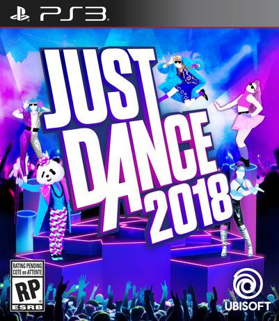 Just Dance 2018 - Hra na PS3