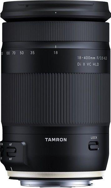 Tamron AF 18-400mm f/3.5-6.3 Di II VC HLD pro Nikon F