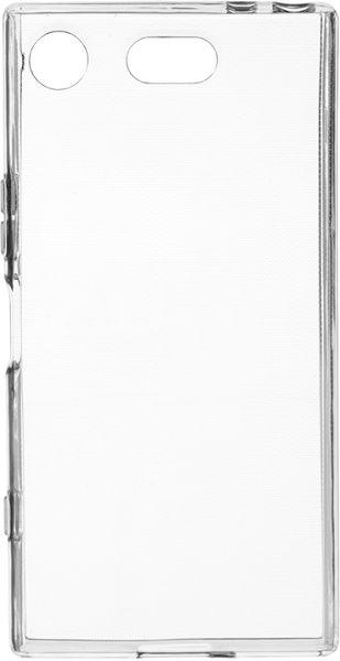 Winner pouzdro TPU pro Sony Xperia XZ1 Compact, transparentní