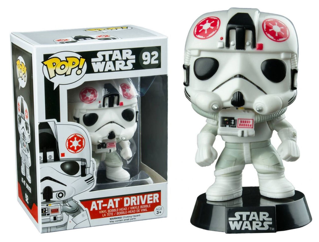 Funko Pop! AT-AT Driver figurka