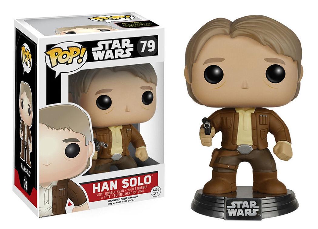 Funko Pop! Han Solo figurka