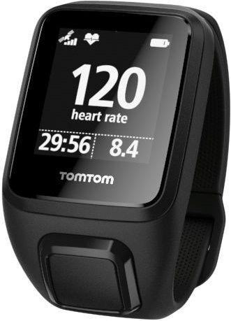 TomTom Spark 3 L Cardio (černé)