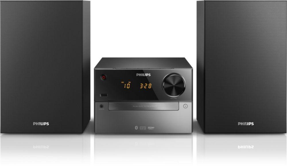 Philips BTM2310 (černo-šedý)