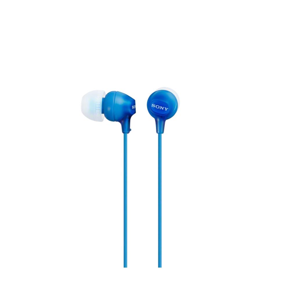 Sony MDR-EX15LP (modrá)