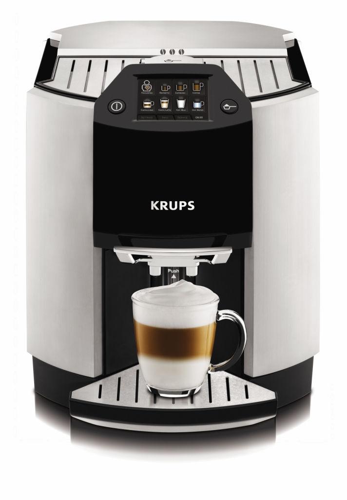 Krups EA9010 Espresseria Automatic