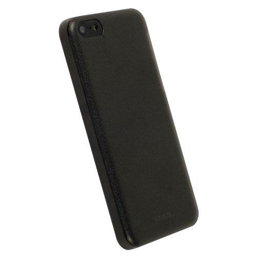 Krusell FrostCover ochranný zadní kryt pro Apple iPhone 5C (černý)