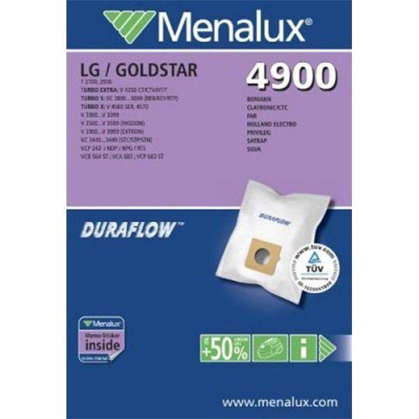 Menalux 4900 - sáčky pro LG V-CP243,963..