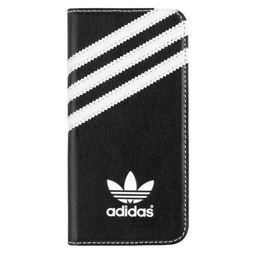 Adidas pouzdro pro Apple iPhone 5/5s (černobílé)