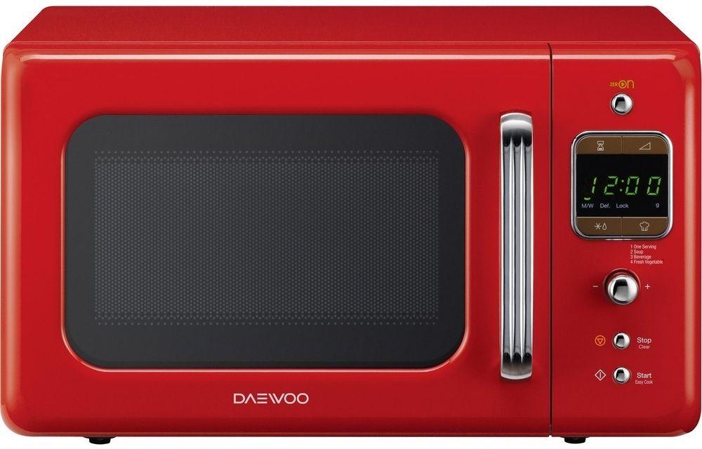 Daewoo KOR 6LBRR (červená)