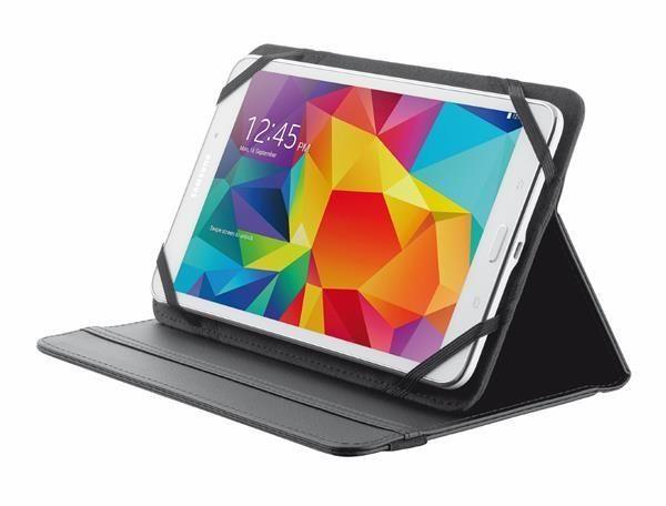"Trust obal na tablet 7-8"" (černý)"