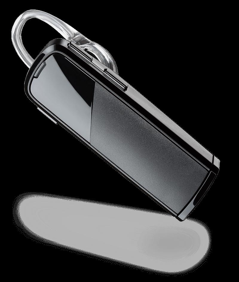 Plantronics Explorer 80 Bluetooth headset, černý