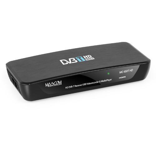 Mascom DVB-T MC650THD