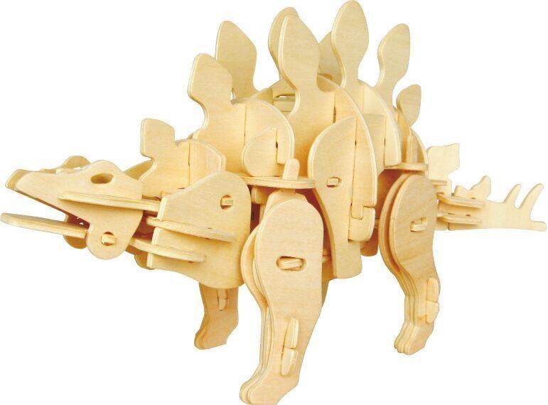 Rokr stegosaurus 3D puzzle