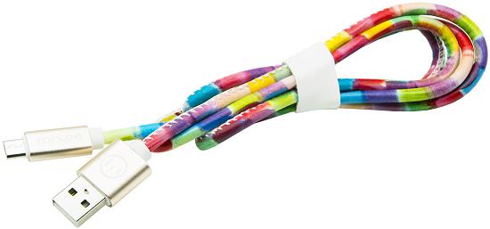 Mizoo X28-14m micro-USB kabel