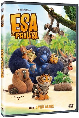 Esa z pralesa DVD