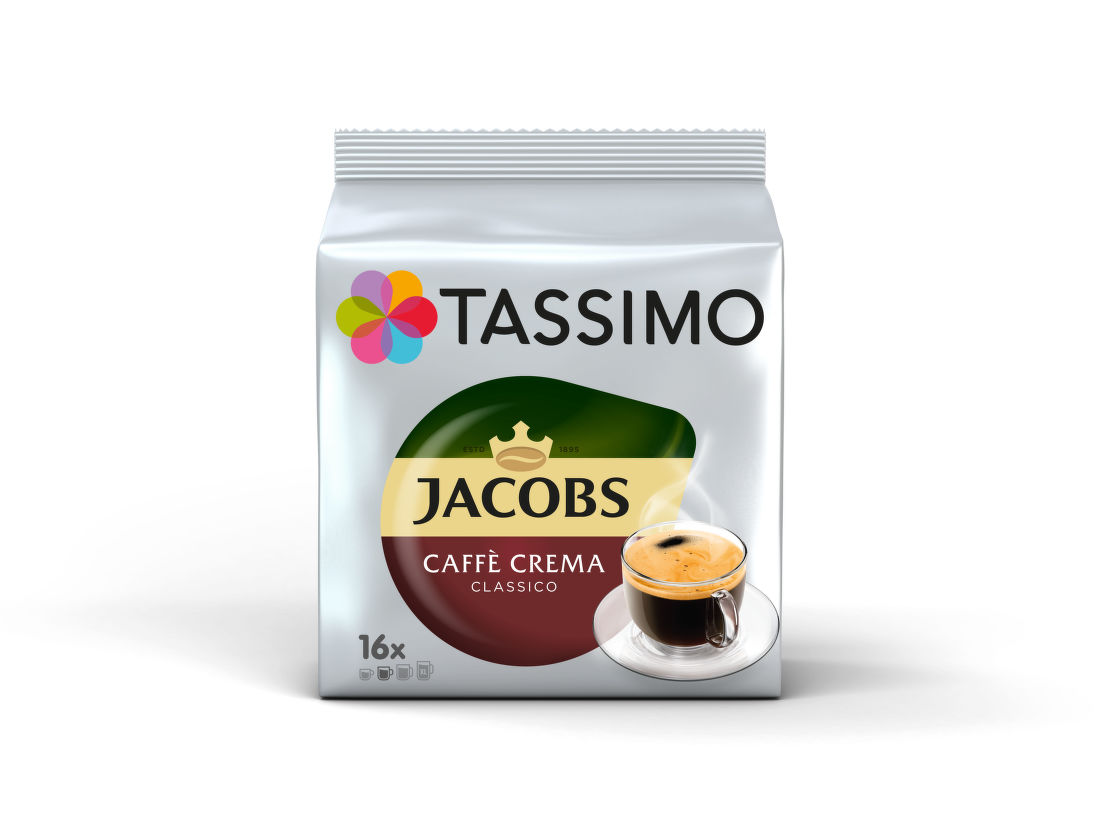 Tassimo Jacobs Caffé Crema (16ks)