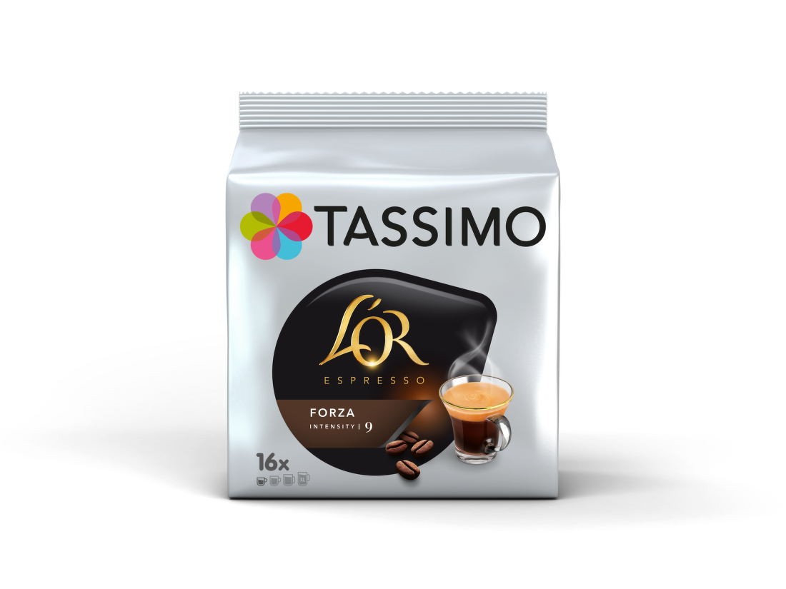 Tassimo Jacobs L'Or Forza (16ks)