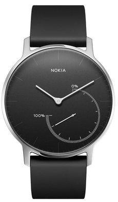 Nokia Steel 36 Chytré hodinky, černé