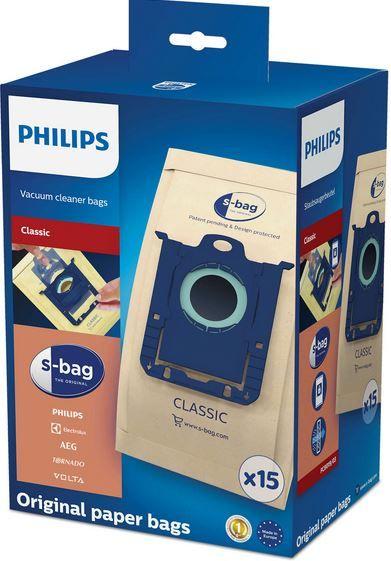 Philips FC8019/03 S-Bag sáčky do vysavače