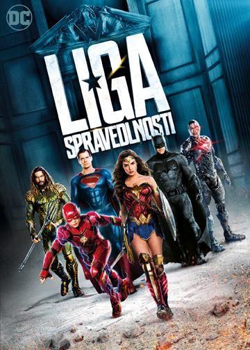 Liga spravedlnosti DVD film