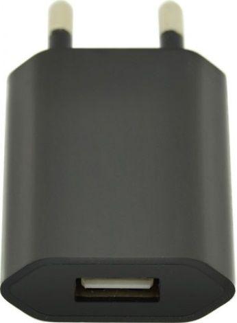 4-OK USB 230V 1A černá, nabíječka