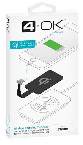 4-OK Lightning přijímač pro bezdrátové nabíjení