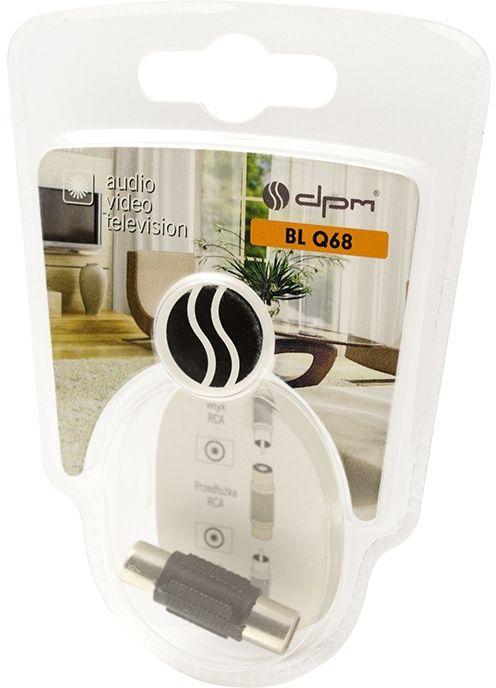 DPM BLQ68 adaptér Cinch-Cinch