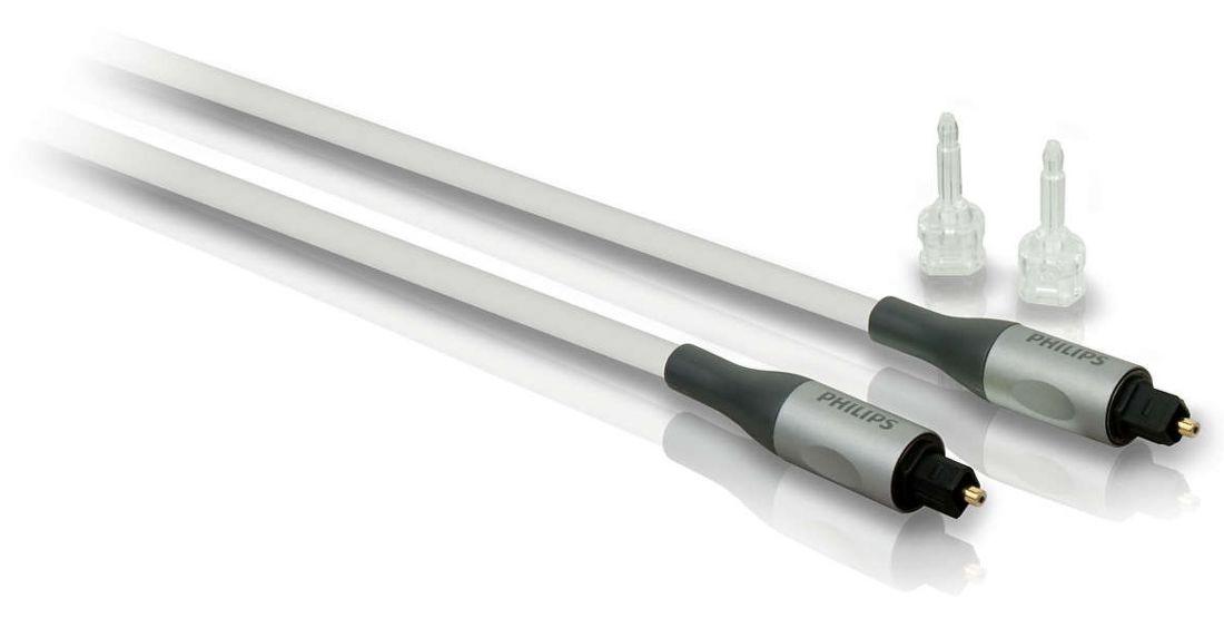 Philips SWA3302S/10 optický audio kabel 1,5 m