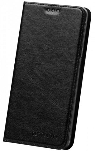 RedPoint Magnetic knížkové pouzdro pro Huawei P9 Lite Mini, černá