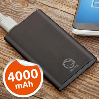 Manta Carbon 4000 černá, powerbanka