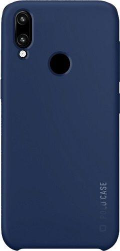 SBS silikonové pouzdro pro Huawei P20 Lite, modrá