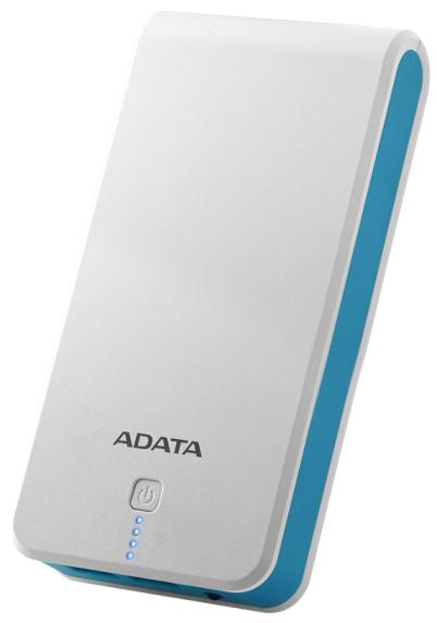Adata P20100 20 100 mAh bílo modrá