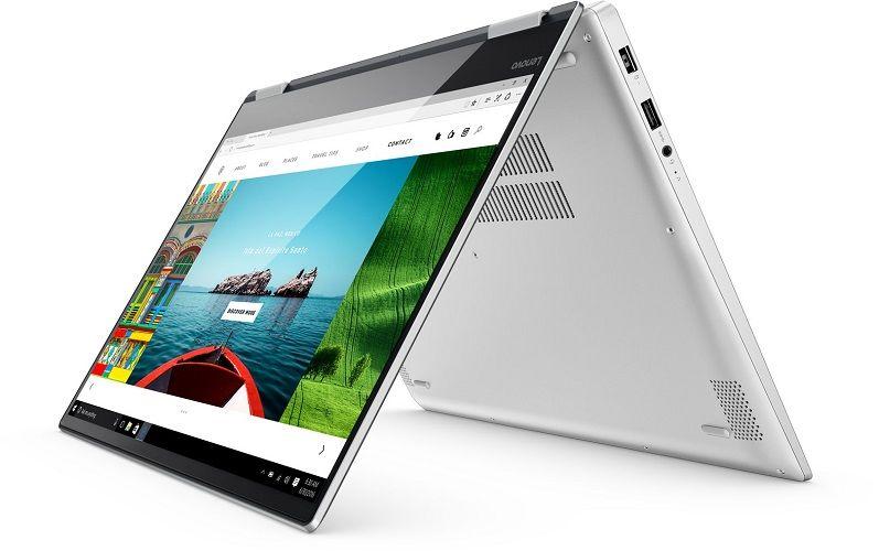 Lenovo Yoga 720-15 80X7000KCK stříbrný