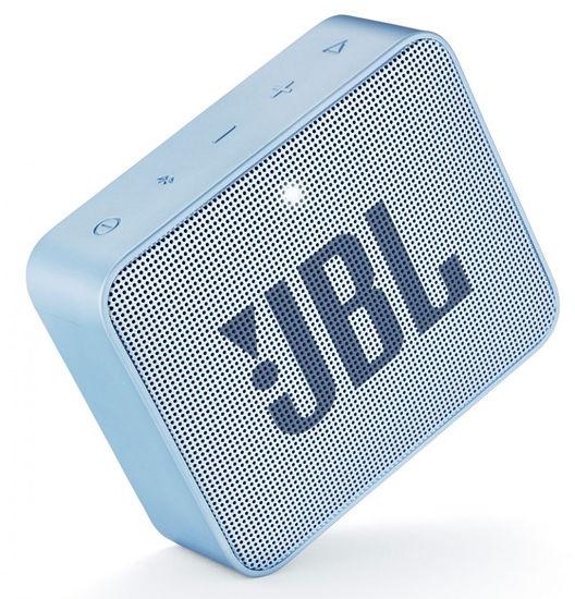 JBL Go 2 světle modrý