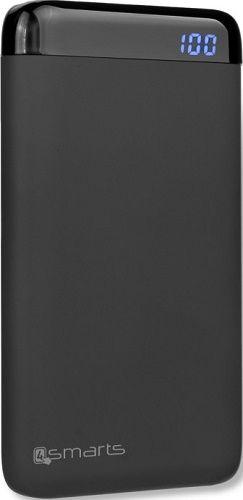 4smarts VoltHub powerbanka 6000 mAh, černá