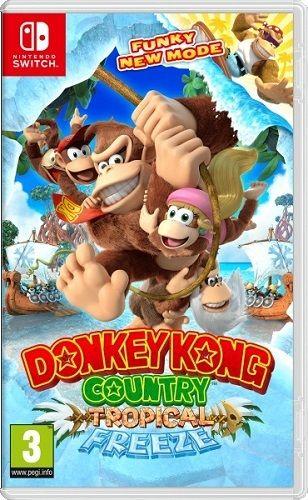 Donkey King - Nintendo Switch hra
