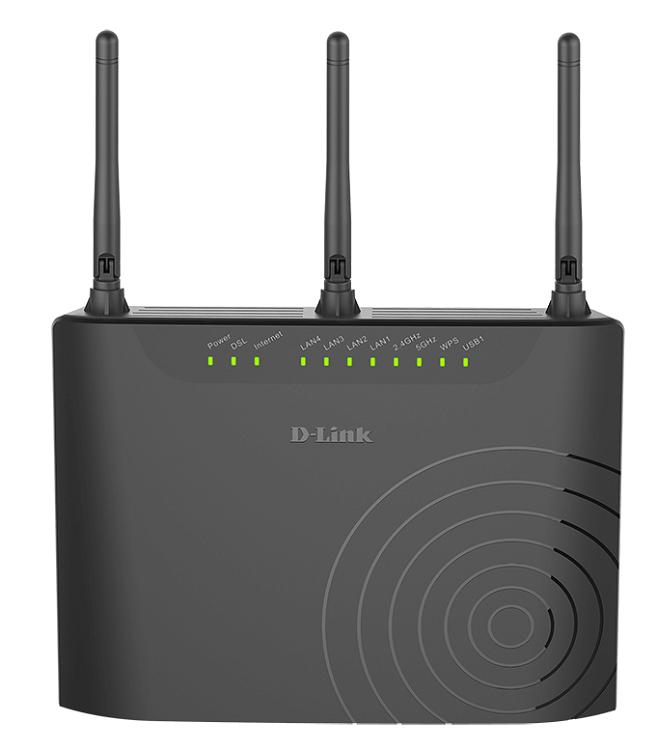 D-Link DSL-3682 - AC750 VDSL router