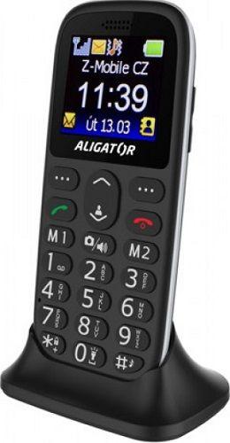 Aligator A510 Senior černý