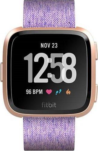 Fitbit Versa Lavender Woven
